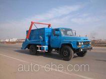 华威驰乐牌SGZ5091BZL型摆臂式垃圾车