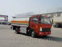 华威驰乐牌SGZ5100GJYZZ5型加油车