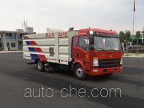 华威驰乐牌SGZ5100TXCZZ5型吸尘车
