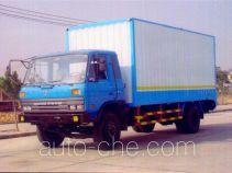 华威驰乐牌SGZ5112XXY-G型厢式运输车