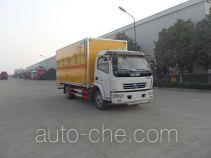 华威驰乐牌SGZ5118XQYDFA4型爆破器材运输车