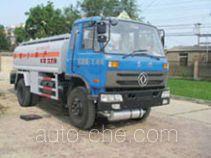 华威驰乐牌SGZ5120GHYEG3型化工液体运输车