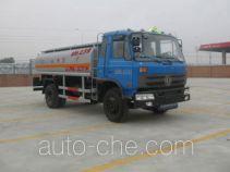 华威驰乐牌SGZ5120GJYEG3型加油车