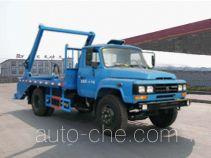 华威驰乐牌SGZ5120ZBSEQ3型摆臂式垃圾车