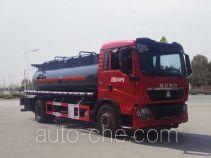 Sinotruk Huawin SGZ5160GFWZZ5T5 автоцистерна для перевозки коррозионно-активных веществ