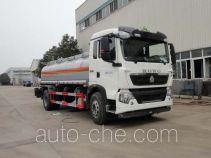 华威驰乐牌SGZ5160GJYZZ5T5型加油车