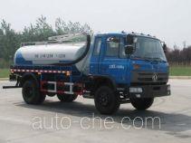 华威驰乐牌SGZ5160GXEEQ4型吸粪车