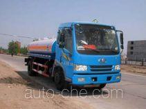 华威驰乐牌SGZ5160GYYCA4型运油车