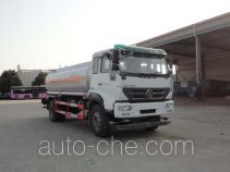 华威驰乐牌SGZ5160GYYZZ4M5型运油车