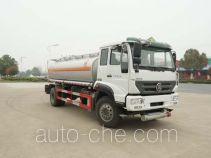 华威驰乐牌SGZ5160GYYZZ5M5型运油车
