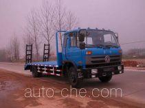 华威驰乐牌SGZ5162TPBEQ3型平板运输车