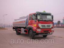 华威驰乐牌SGZ5164GYYZZ4型运油车