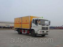 华威驰乐牌SGZ5168XQYD4BX5型爆破器材运输车