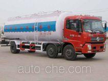 华威驰乐牌SGZ5190GFLDFL3BX型粉粒物料运输车
