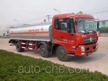 华威驰乐牌SGZ5190GHYDFL3BX型化工液体运输车