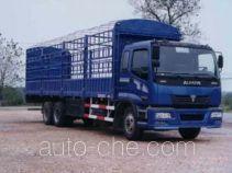 华威驰乐牌SGZ5200CXY-G型仓栅式运输车