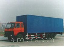 华威驰乐牌SGZ5200XXY-G型厢式运输车