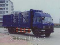 华威驰乐牌SGZ5230CXY型仓栅式运输车