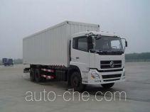 华威驰乐牌SGZ5230XXYDFL型厢式运输车