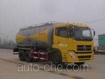 华威驰乐牌SGZ5240GFLDFL3A8型粉粒物料运输车