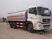 华威驰乐牌SGZ5240GHYDFL3A8型化工液体运输车