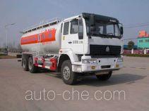 Sinotruk Huawin SGZ5250GFLZZ3J52 bulk powder tank truck