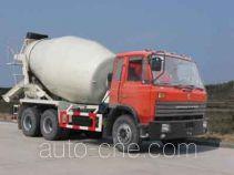 华威驰乐牌SGZ5250GJB型混凝土搅拌运输车
