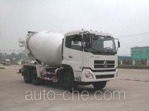 华威驰乐牌SGZ5250GJBA型混凝土搅拌运输车