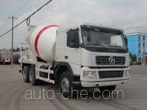 华威驰乐牌SGZ5250GJBDY3型混凝土搅拌运输车