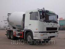 华威驰乐牌SGZ5250GJBHN3型混凝土搅拌运输车