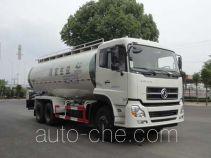 Pneumatic unloading bulk cement truck