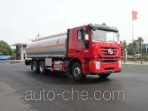 华威驰乐牌SGZ5250GYYCQ4型运油车