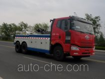华威驰乐牌SGZ5250TQZCA4T型清障车