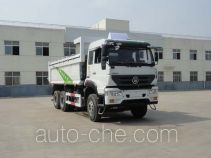 华威驰乐牌SGZ5250ZLJZZ4M5型自卸式垃圾车