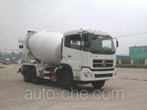 华威驰乐牌SGZ5251GJBA1型混凝土搅拌运输车