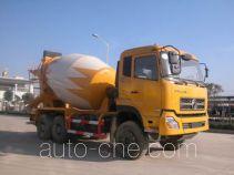 华威驰乐牌SGZ5251GJBDFL型混凝土搅拌运输车