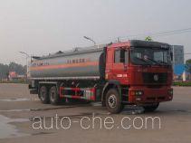 华威驰乐牌SGZ5255GHYSX3型化工液体运输车