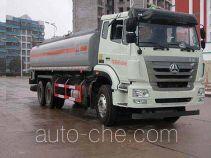 华威驰乐牌SGZ5260GYYZZ5J5型运油车