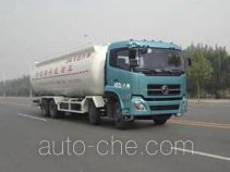 华威驰乐牌SGZ5290GFLDFL型粉粒物料运输车