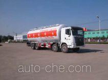 华威驰乐牌SGZ5290GFLZZ3Y型粉粒物料运输车