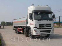 华威驰乐牌SGZ5300GHYDFL3型化工液体运输车