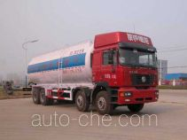 华威驰乐牌SGZ5310GFLSX3型粉粒物料运输车