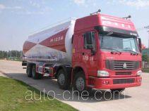 华威驰乐牌SGZ5310GFLZZ3型粉粒物料运输车
