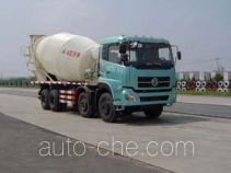 华威驰乐牌SGZ5310GJBA型混凝土搅拌运输车
