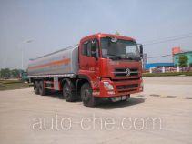 华威驰乐牌SGZ5310GYYD4A9型运油车