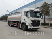 华威驰乐牌SGZ5310GYYZZ5T5型运油车