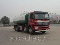 华威驰乐牌SGZ5310ZWXBJ4型污泥自卸车