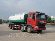 华威驰乐牌SGZ5310ZWXZZ5T5型污泥自卸车