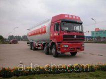 华威驰乐牌SGZ5311GFLZZ3K型粉粒物料运输车