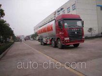 华威驰乐牌SGZ5311GFLZZ3Y型粉粒物料运输车